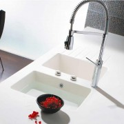 Photo imprim e sur cr dence de cuisine for Plan de travail solid surface