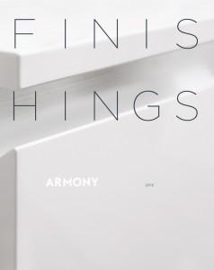 Armony 2015 catalogue des finitions