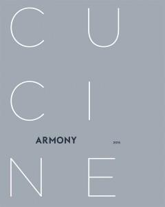 Armony catalogue 2015