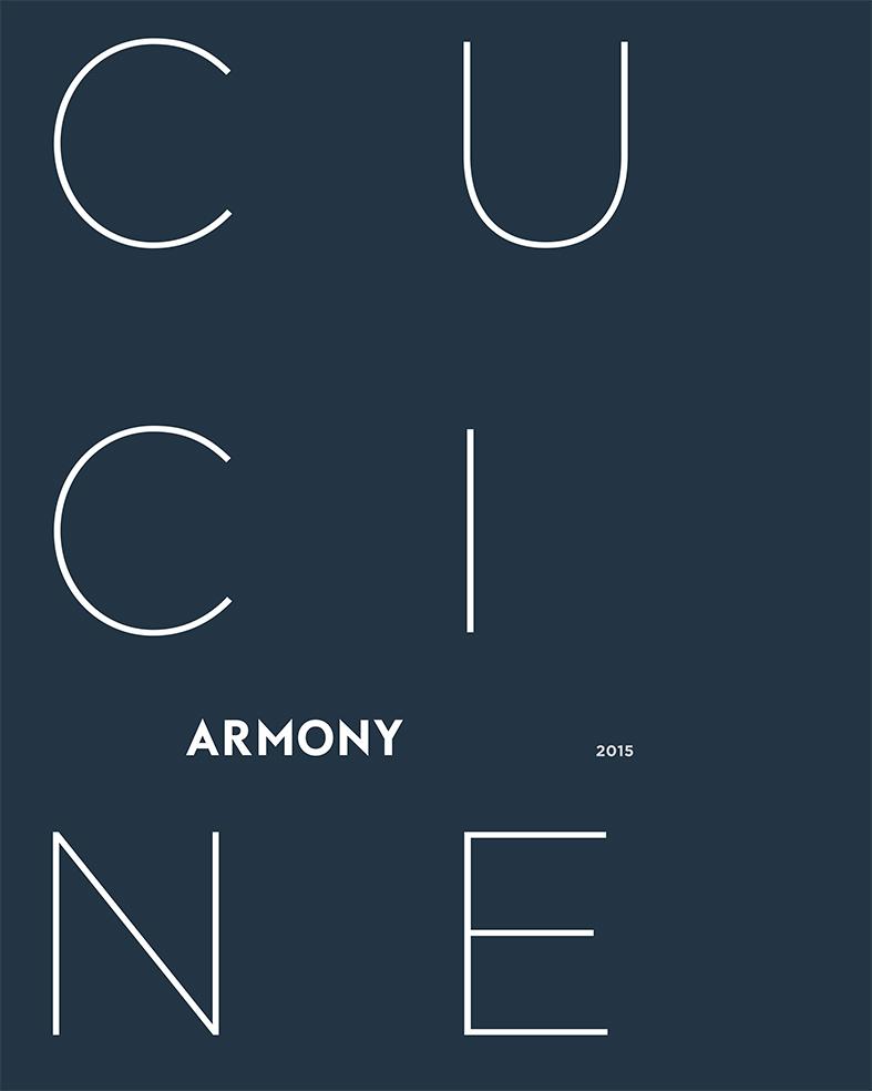 Armony cuisine catalogue général 2015