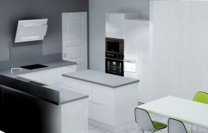 Placement des fours à côté du frigo