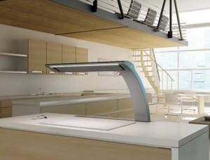 hotte elica seagull 00. Black Bedroom Furniture Sets. Home Design Ideas
