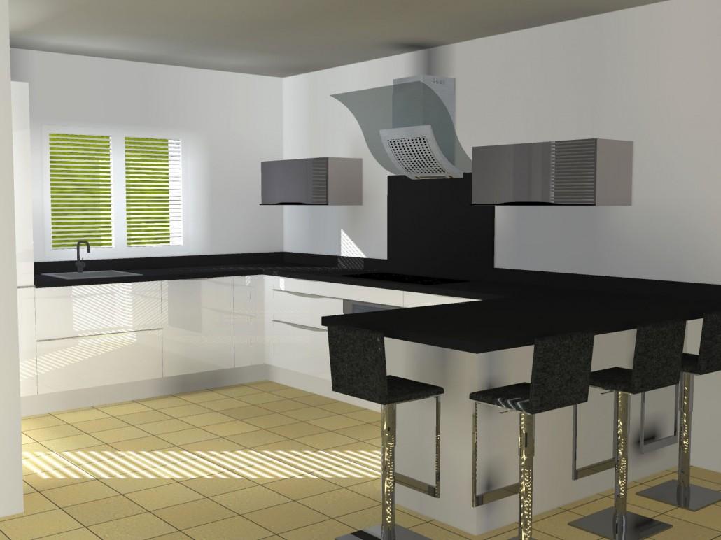etude cuisine montpellier. Black Bedroom Furniture Sets. Home Design Ideas