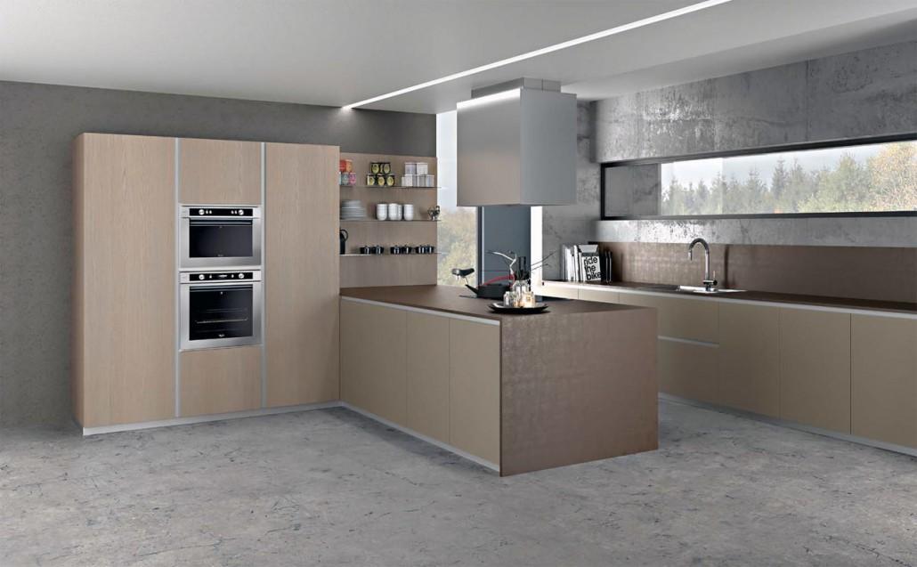 cuisines armony avec gorge. Black Bedroom Furniture Sets. Home Design Ideas