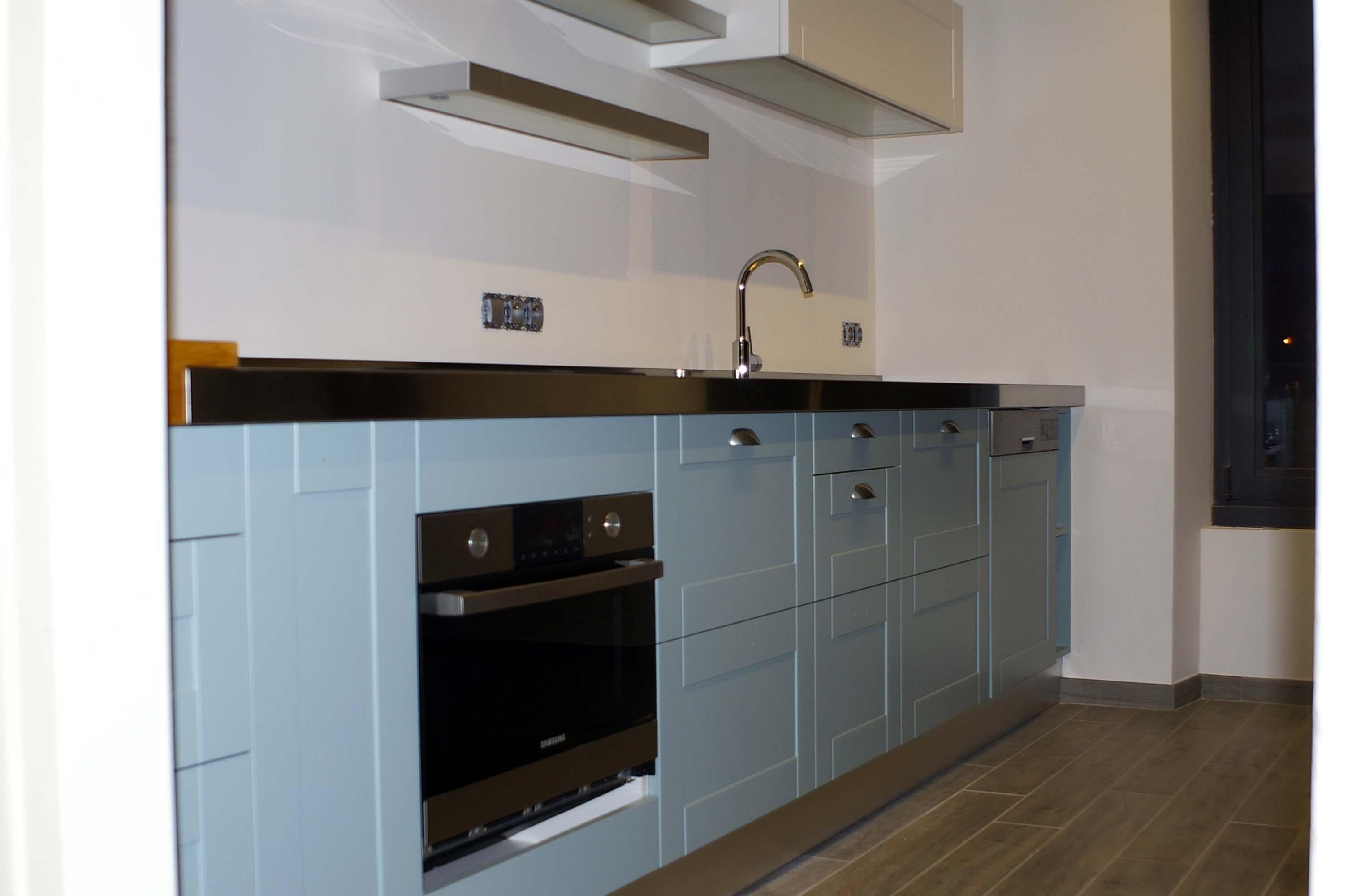 cuisine armony moderne. Black Bedroom Furniture Sets. Home Design Ideas