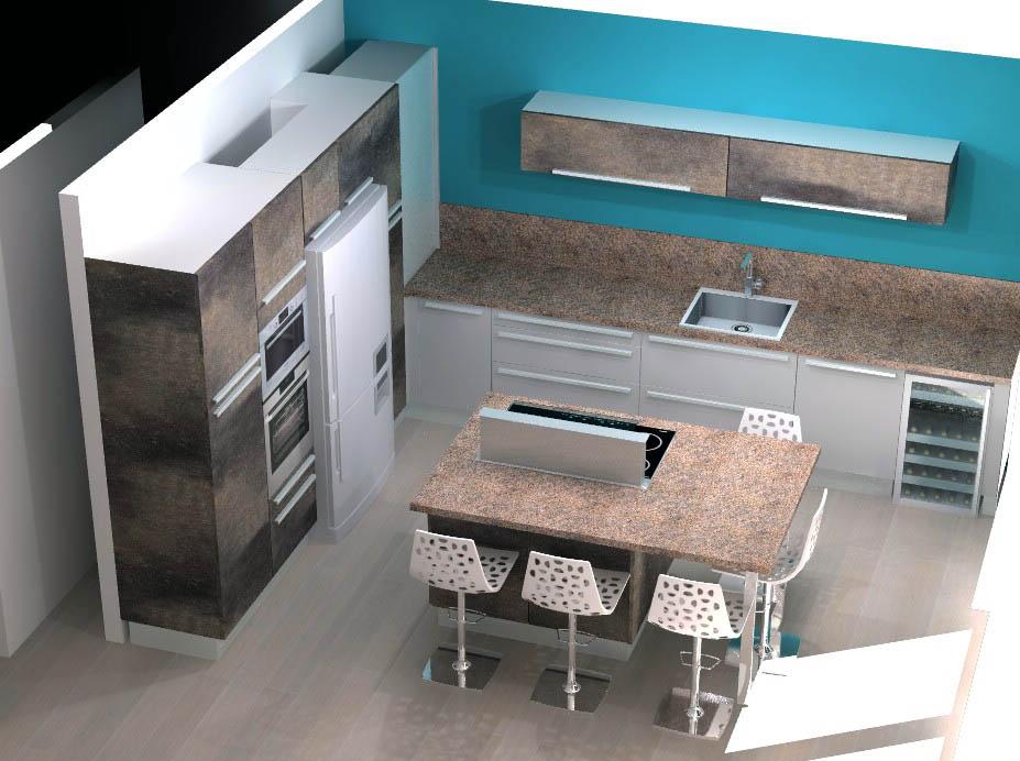 cuisine armony saint egreve v8 01. Black Bedroom Furniture Sets. Home Design Ideas