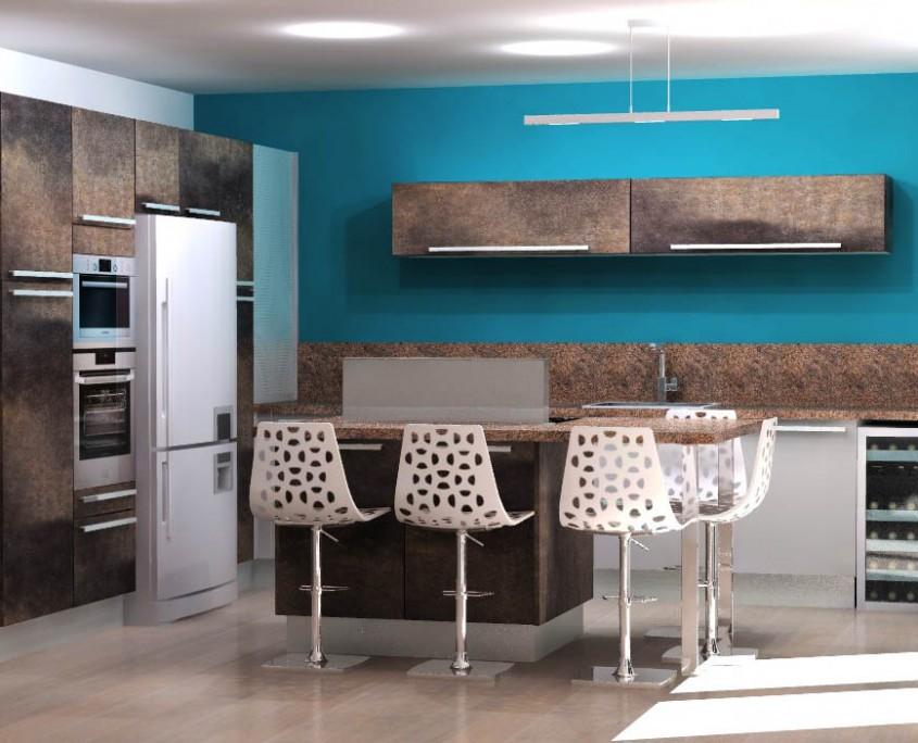 cuisine 3d le suivi de votre projet de a z. Black Bedroom Furniture Sets. Home Design Ideas