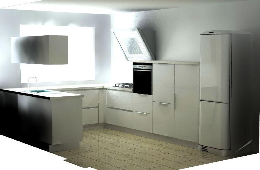 cuisine armony saint egreve 02 03. Black Bedroom Furniture Sets. Home Design Ideas
