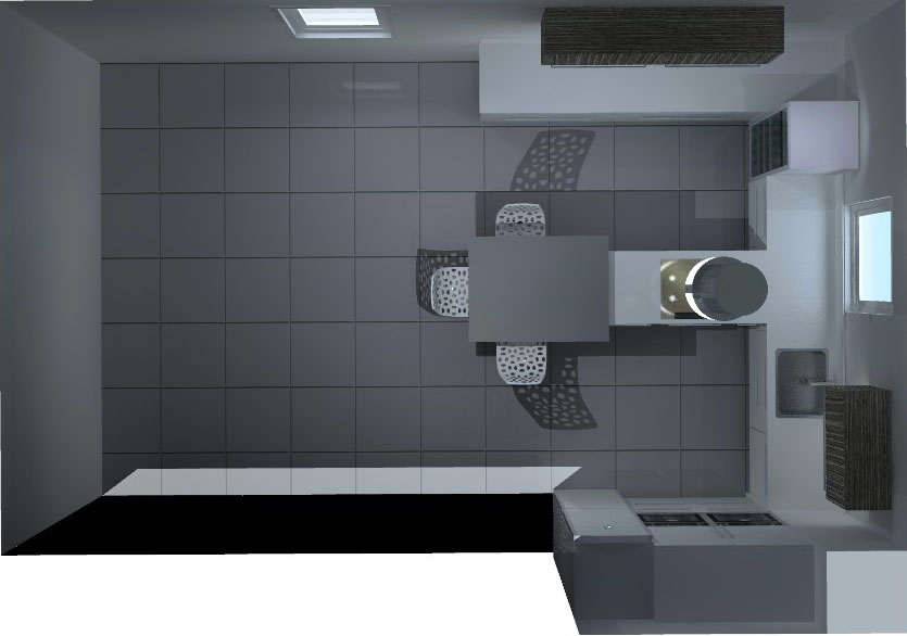 cuisine armony montpellier v2 02 03. Black Bedroom Furniture Sets. Home Design Ideas