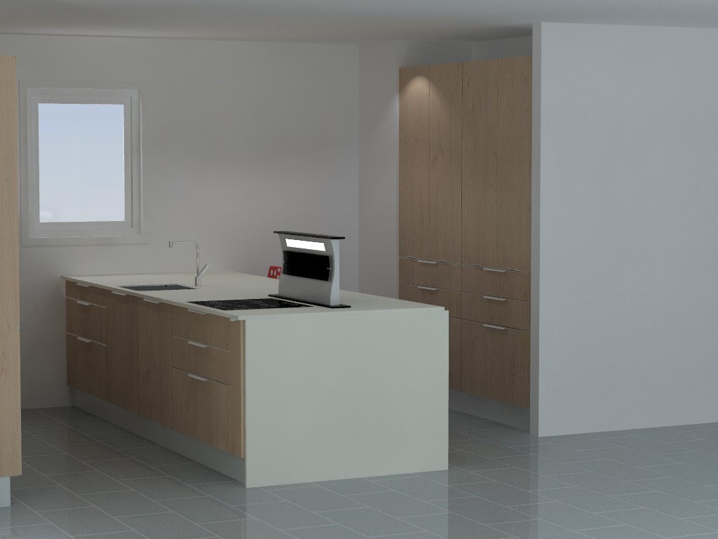 cuisine armony montpellier v5 03. Black Bedroom Furniture Sets. Home Design Ideas