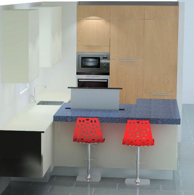 cuisine armony montpellier v7 03. Black Bedroom Furniture Sets. Home Design Ideas