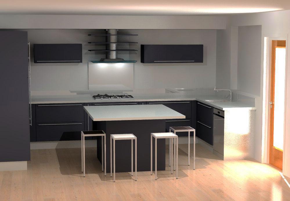 cuisine armony rennes 01 06. Black Bedroom Furniture Sets. Home Design Ideas