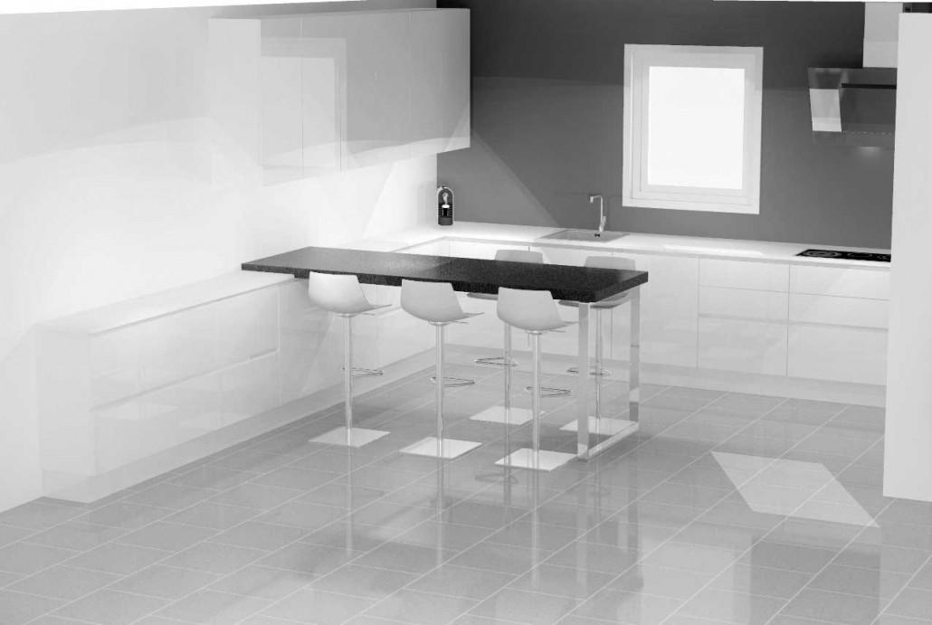 etude cuisine montpellier 2. Black Bedroom Furniture Sets. Home Design Ideas