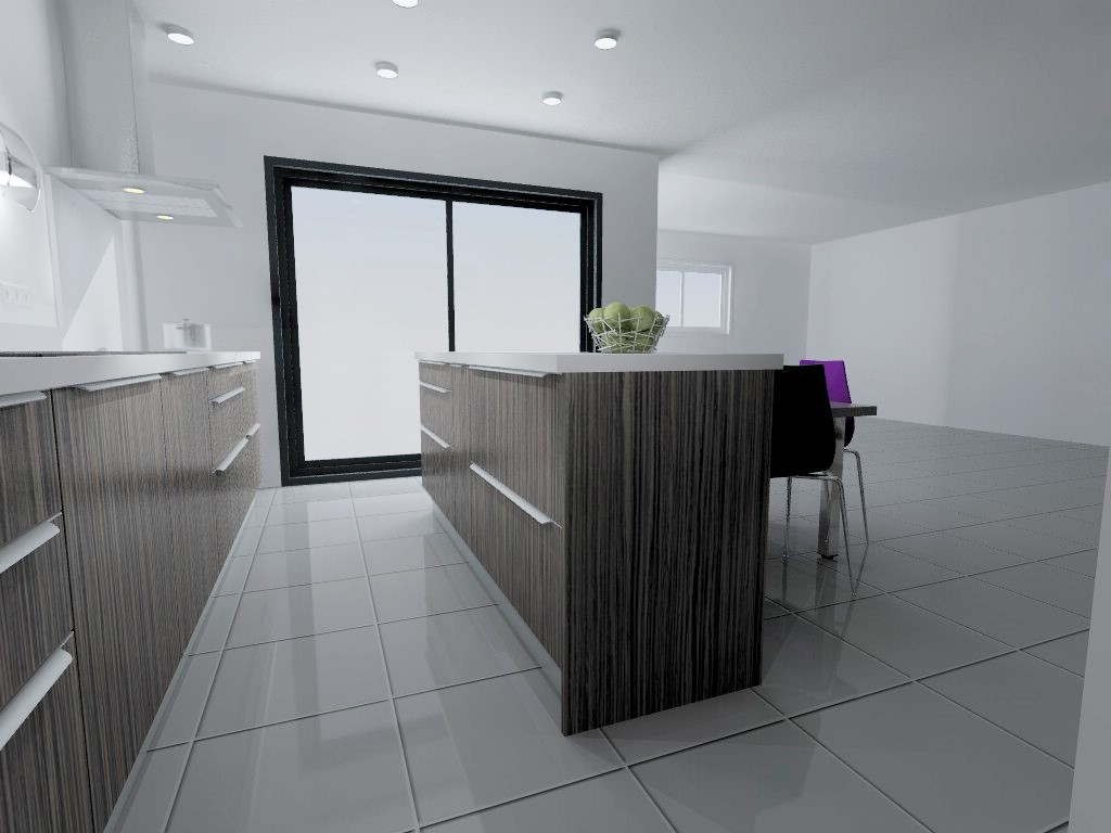 etude cuisine valence. Black Bedroom Furniture Sets. Home Design Ideas