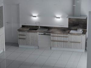 Etude cuisine Armony Valence B08-03