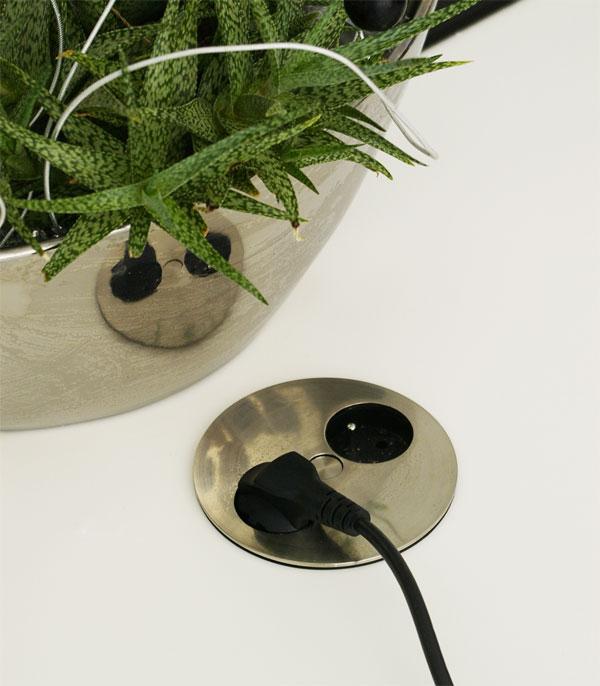 prise electrique gemmo ilot central. Black Bedroom Furniture Sets. Home Design Ideas