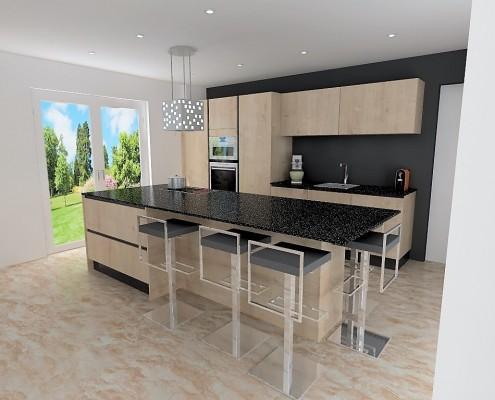 etude cuisine remoulins. Black Bedroom Furniture Sets. Home Design Ideas