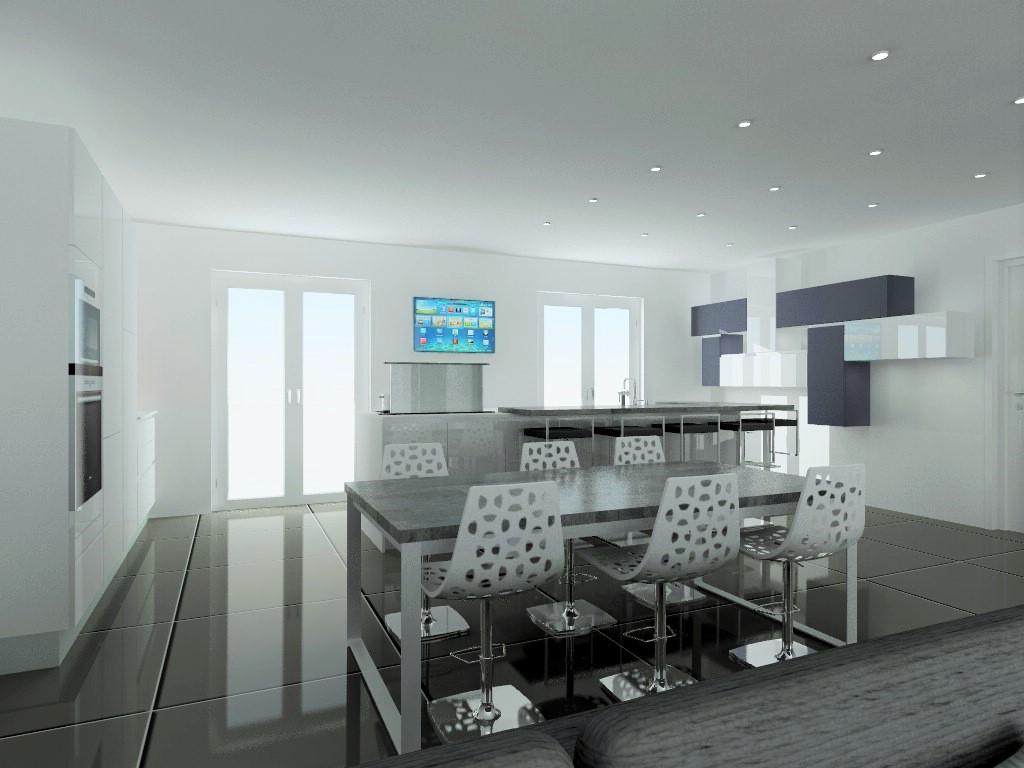 cuisine armony lyon v10 p06. Black Bedroom Furniture Sets. Home Design Ideas