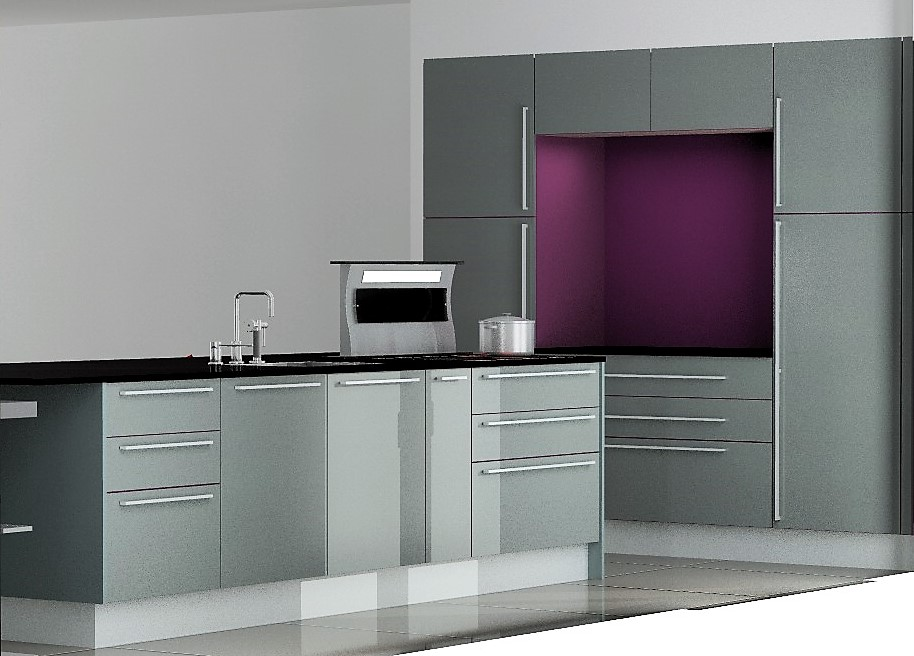 cuisine armony lyon v15 p06. Black Bedroom Furniture Sets. Home Design Ideas