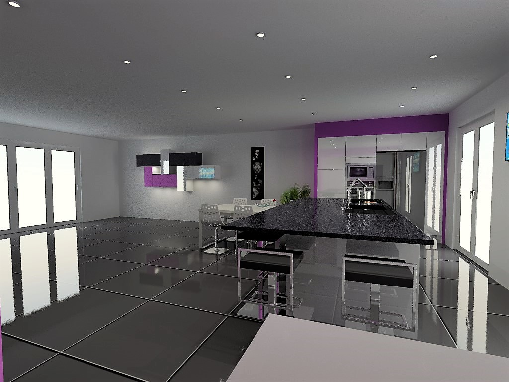 cuisine armony lyon v20 p03. Black Bedroom Furniture Sets. Home Design Ideas