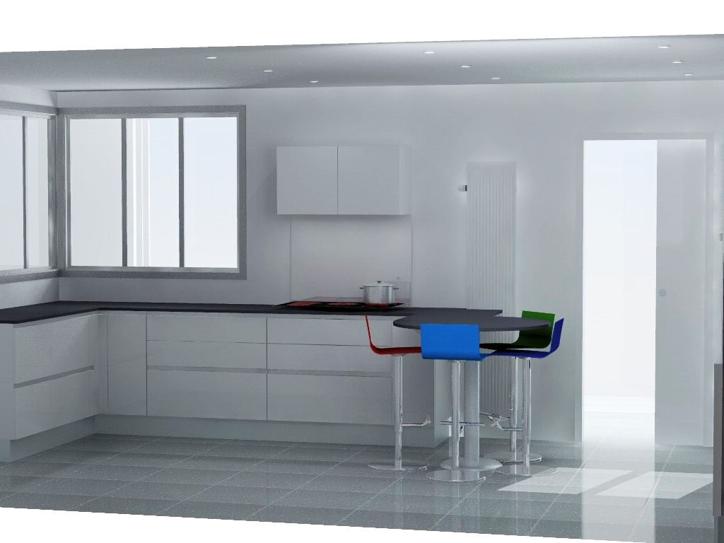 etude cuisine armony houilles. Black Bedroom Furniture Sets. Home Design Ideas