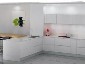 Il est dès lors possible de laisser un coulissant de 60cm à gauche du lave-vaisselles.