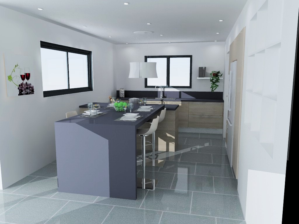cuisine armony rennes p01 04. Black Bedroom Furniture Sets. Home Design Ideas