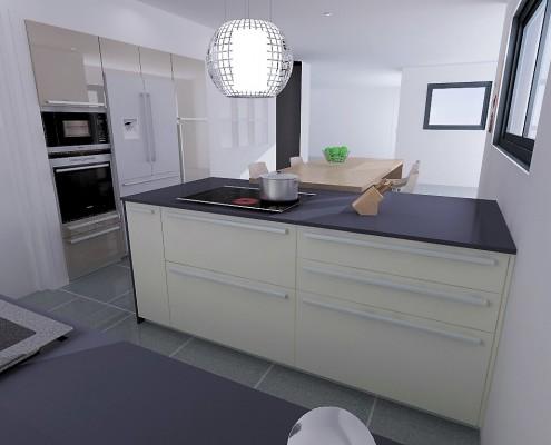 cuisine armony rennes. Black Bedroom Furniture Sets. Home Design Ideas