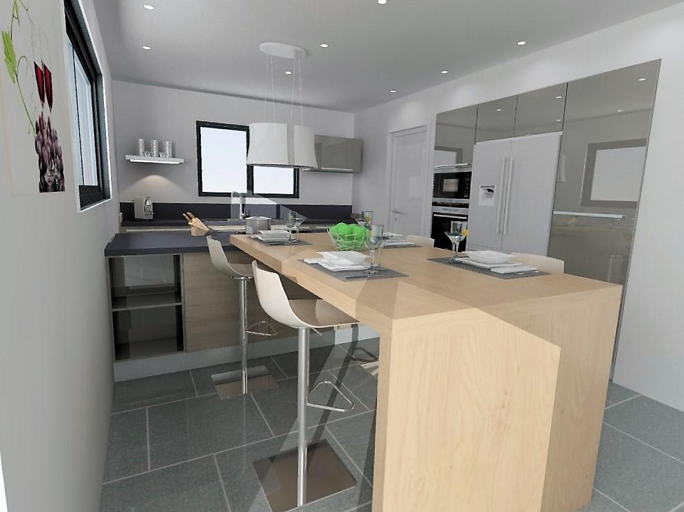 cuisine armony rennes p04 01. Black Bedroom Furniture Sets. Home Design Ideas