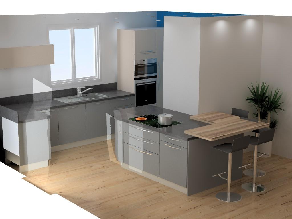 etude cuisine armony rumilly. Black Bedroom Furniture Sets. Home Design Ideas
