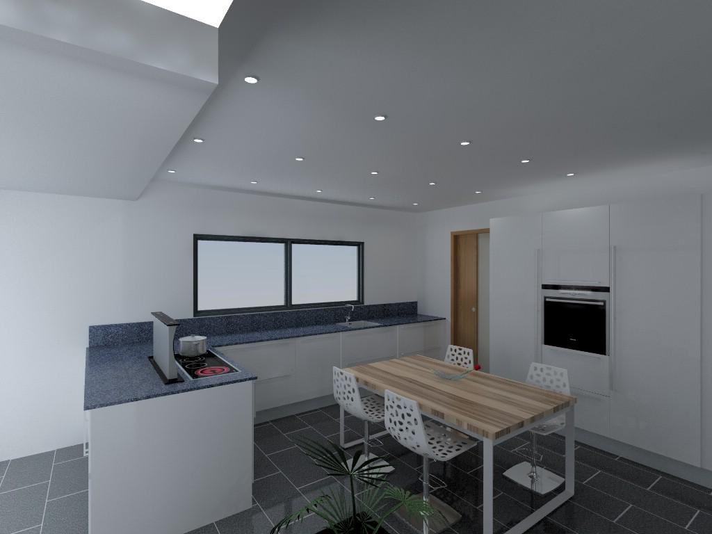 cuisine armony st ismier a2 02. Black Bedroom Furniture Sets. Home Design Ideas