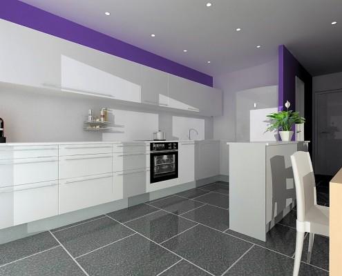 cuisine armony saint martin d 39 heres. Black Bedroom Furniture Sets. Home Design Ideas