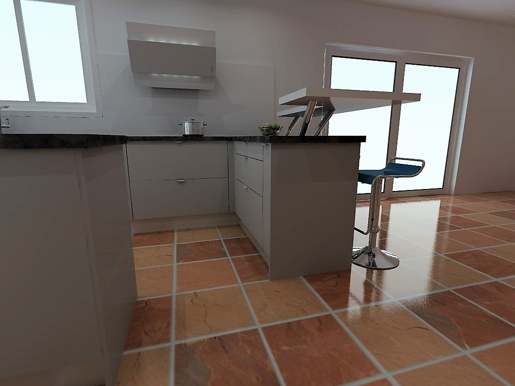cuisine armony monestier d09 08. Black Bedroom Furniture Sets. Home Design Ideas
