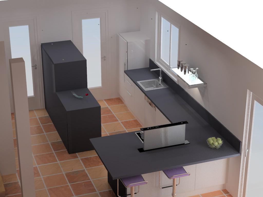 logiciel cuisine armony. Black Bedroom Furniture Sets. Home Design Ideas