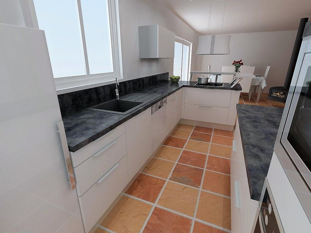 frais plan snack arrondi table de cuisine id es. Black Bedroom Furniture Sets. Home Design Ideas