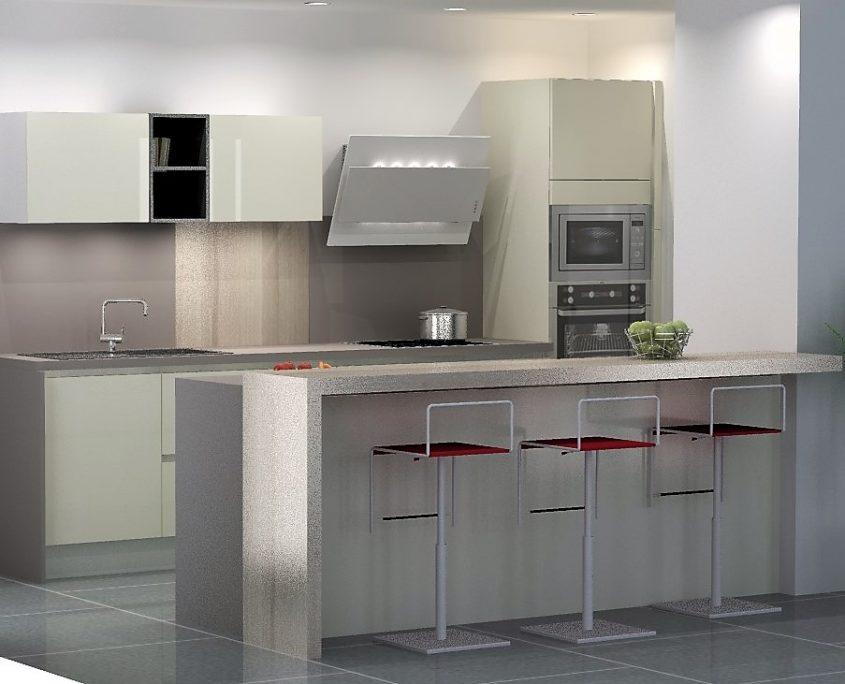 cuisine armony saint paul de varces. Black Bedroom Furniture Sets. Home Design Ideas