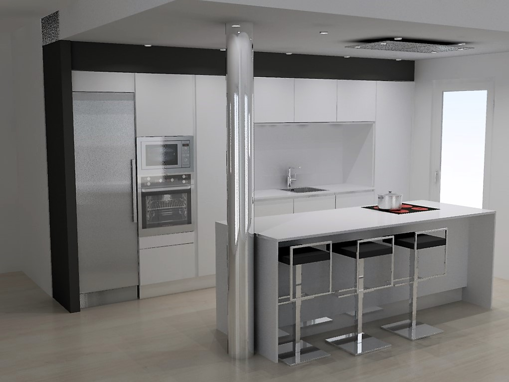 Meuble de cuisine evier lave vaisselle cuisinette et - Kitchenette avec lave vaisselle ...