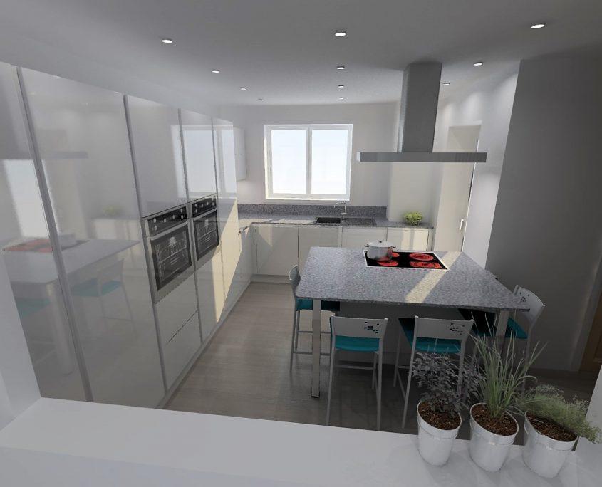 cuisine armony paris 11eme. Black Bedroom Furniture Sets. Home Design Ideas