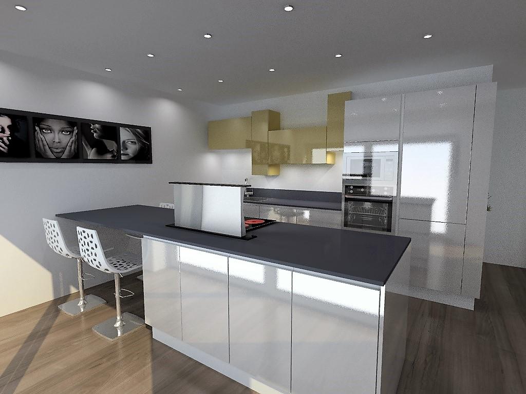 armony cuisine ralisation armony cuisine loft euralille. Black Bedroom Furniture Sets. Home Design Ideas