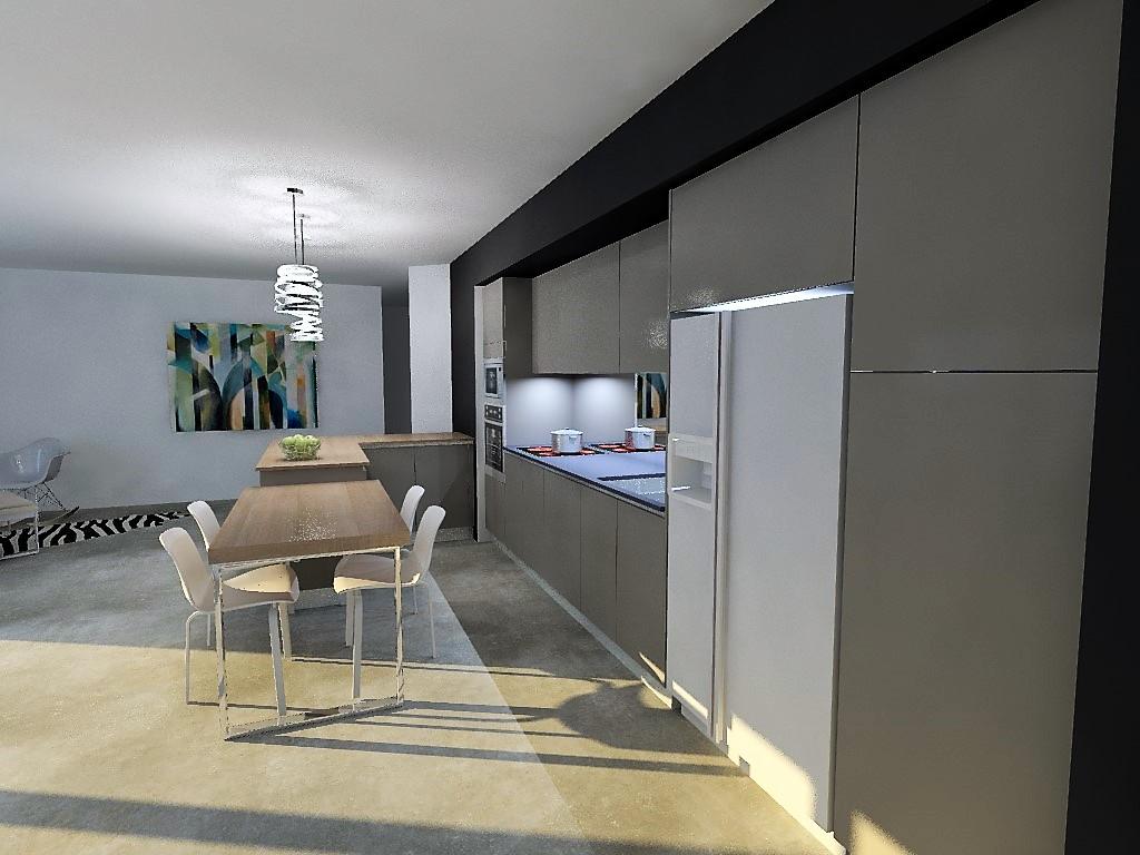 cuisine armony h75 2. Black Bedroom Furniture Sets. Home Design Ideas