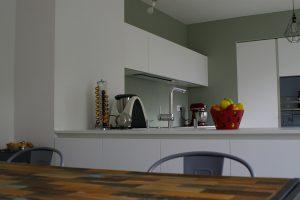 Cuisine Armony Rho - blanc mat
