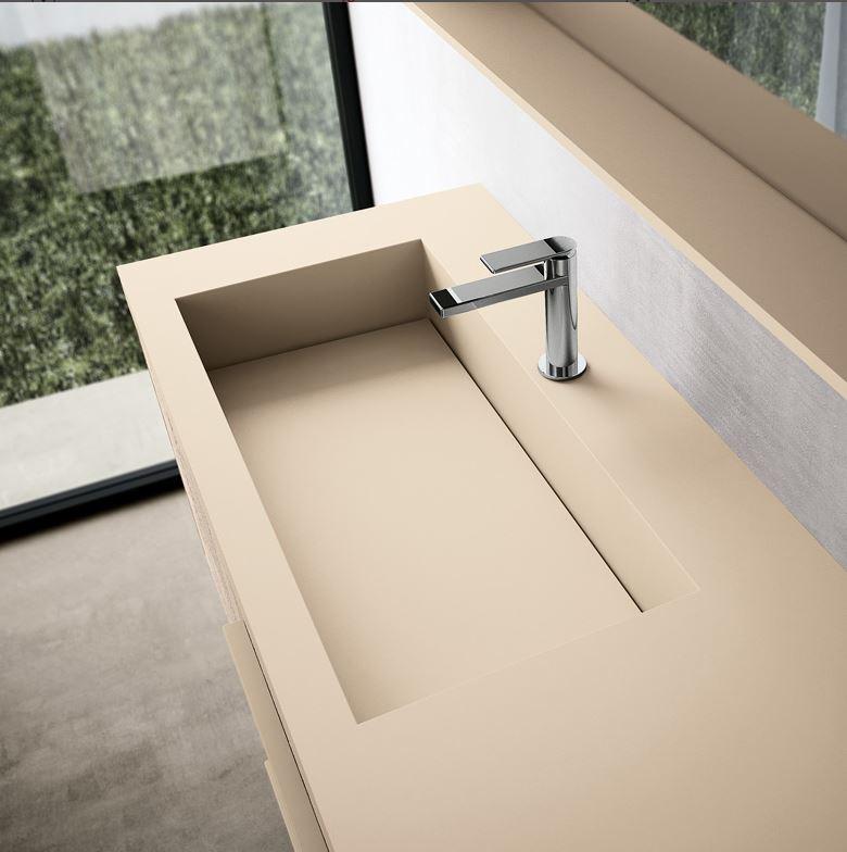 evier int gr unicolor hpl 03. Black Bedroom Furniture Sets. Home Design Ideas