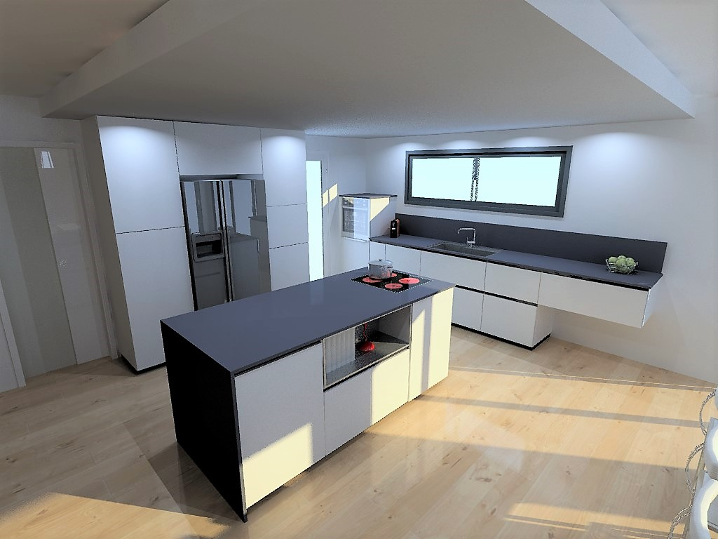 cuisine armony hauts de jarrie. Black Bedroom Furniture Sets. Home Design Ideas