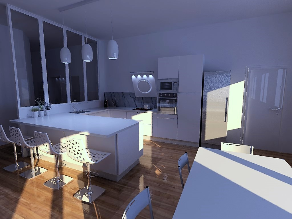 grenoble cuisine armony d03 02. Black Bedroom Furniture Sets. Home Design Ideas