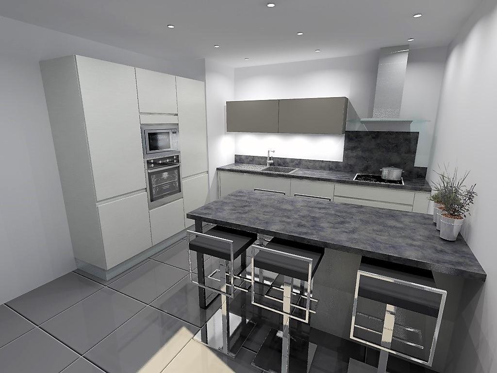 cuisine armony mod le rho marseille. Black Bedroom Furniture Sets. Home Design Ideas