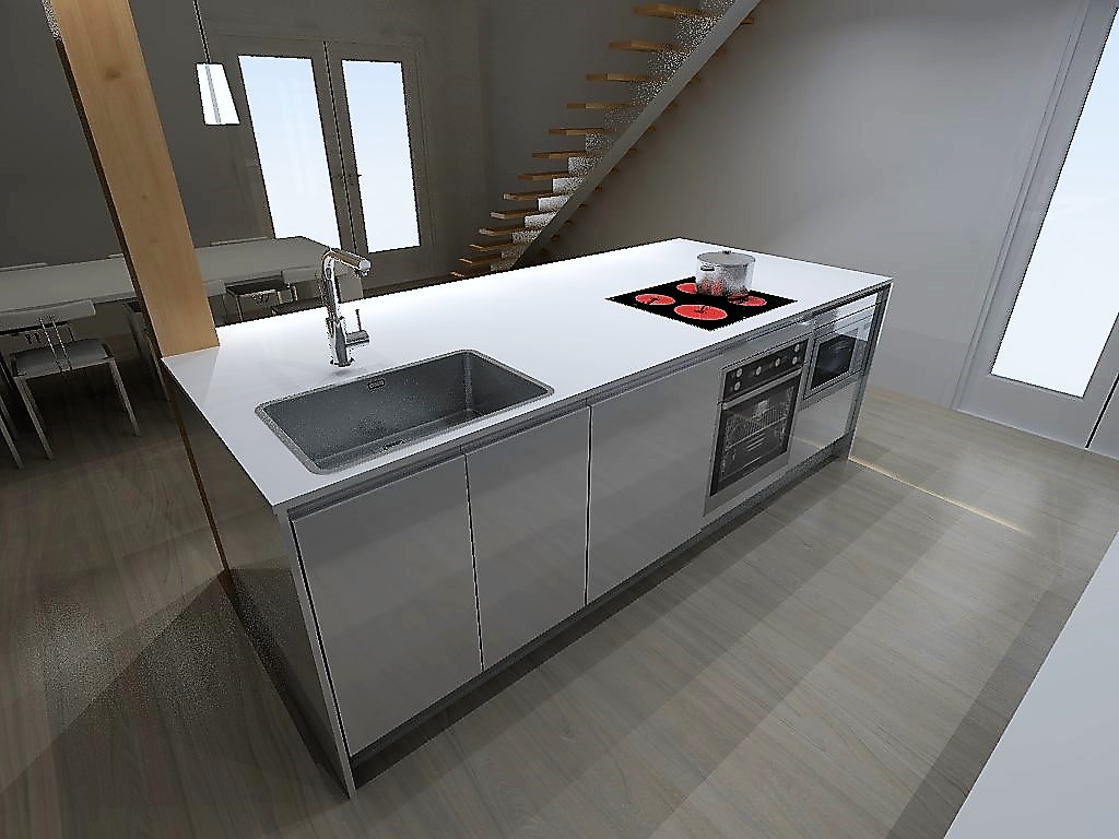cuisine armony seyssin. Black Bedroom Furniture Sets. Home Design Ideas