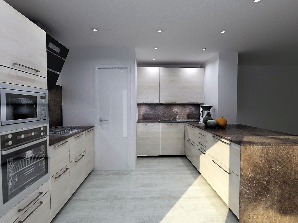 cuisine armony marseille 9eme v08. Black Bedroom Furniture Sets. Home Design Ideas