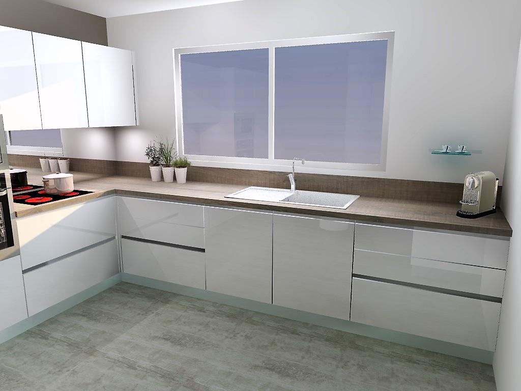 cuisine armony saint jean de mercuze. Black Bedroom Furniture Sets. Home Design Ideas