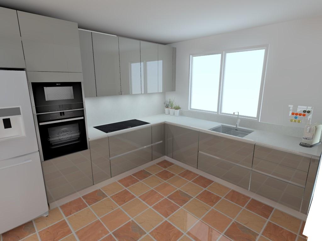 cuisine armony fontaine 38. Black Bedroom Furniture Sets. Home Design Ideas